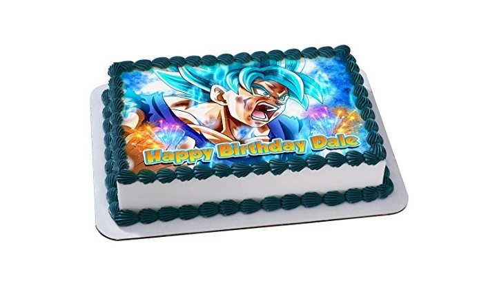 Torta Dragon Ball, decorazioni originali, idee e ricette