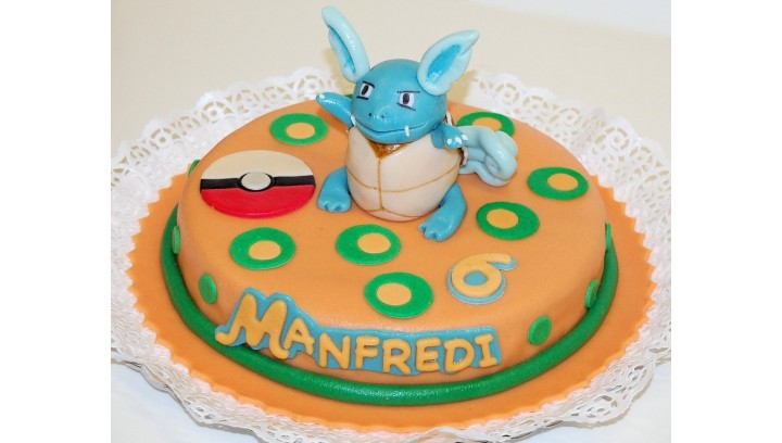 Torta Pokemon, 10 originali idee in pasta da zucchero