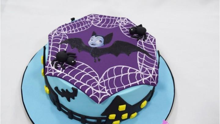 Torta Vampirina, le 10 migliori torte con pasta da zucchero di Vampirina
